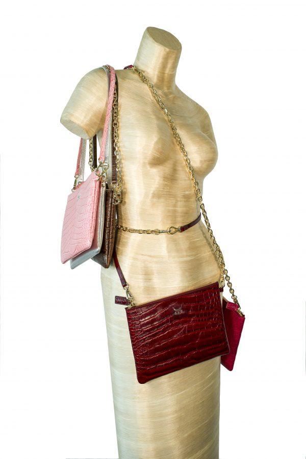 How to wear you CADENA bag