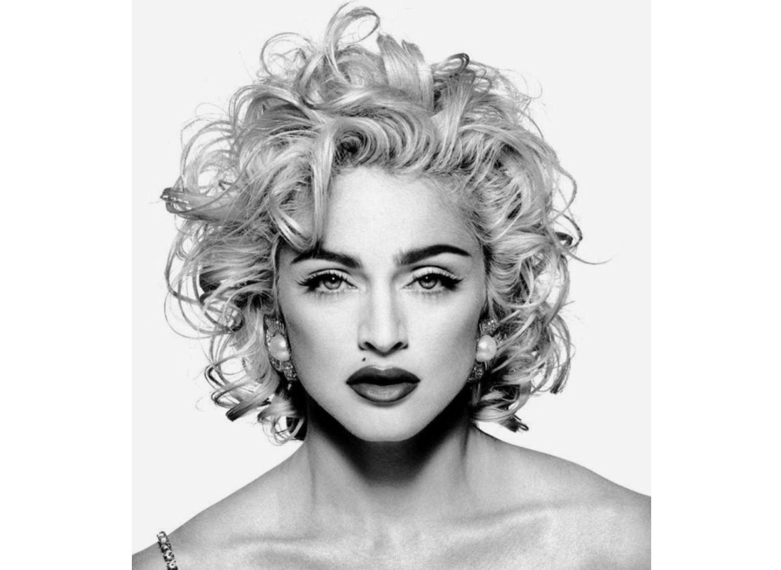 ICON OF THE MONTH - MADONNA